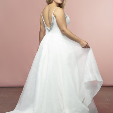 Blush by Hayley Paige Style 12005S Halsey Bridal Gown