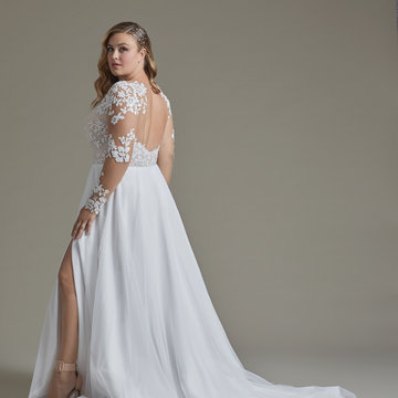 Blush by Hayley Paige Style 12013 Remi Bridal Gown