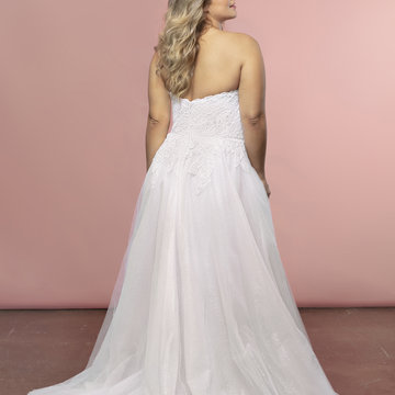 Blush by Hayley Paige Style 12011S Wynn Bridal Gown
