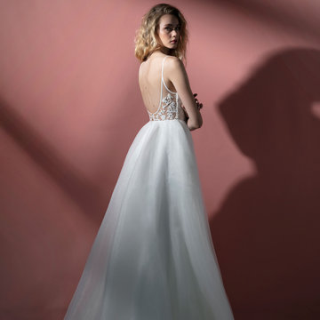 Blush by Hayley Paige Style 12101 Deja Bridal Gown