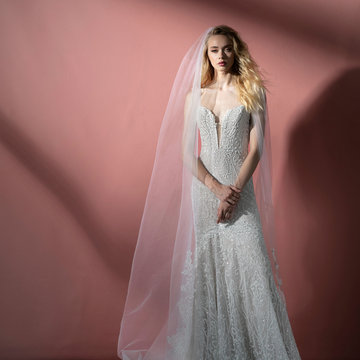 Blush by Hayley Paige Style 12105 Kit Bridal Gown