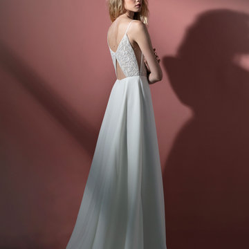 Blush by Hayley Paige Style 12106 Camden Bridal Gown