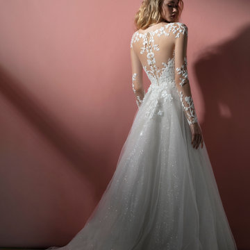 Blush by Hayley Paige Style 12111 Augie Bridal Gown