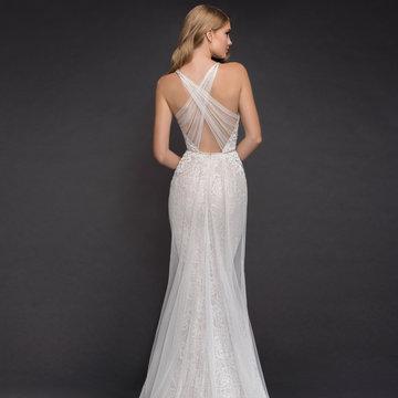Blush by Hayley Paige Style 1803 Dawson Bridal Gown