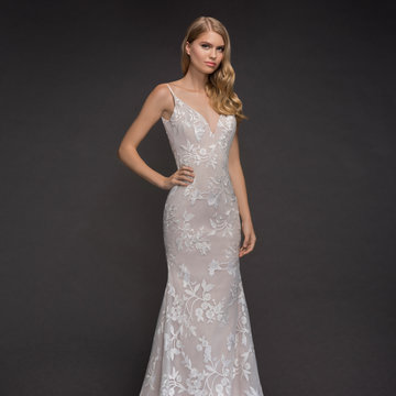 Blush by Hayley Paige Style 1807 Nessy Bridal Gown