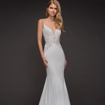 Blush by Hayley Paige Style 1808 Xenia Bridal Gown