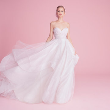 Blush by Hayley Paige Style 1850 Romee Bridal Gown
