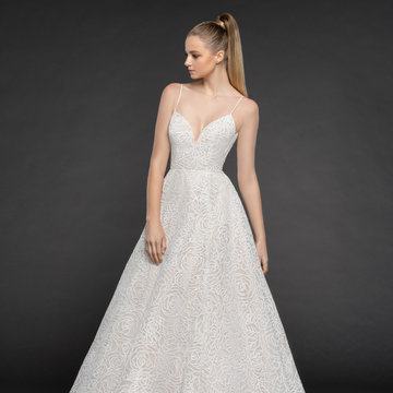 Blush by Hayley Paige Style 1852 Jardin Bridal Gown
