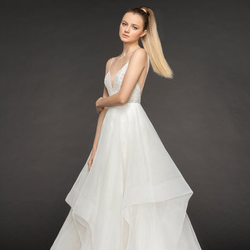 Blush by Hayley Paige Style 1853 Perri Bridal Gown