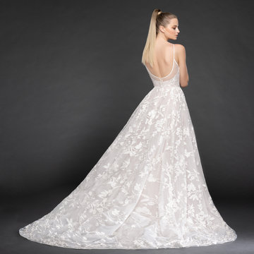 Blush by Hayley Paige Style 1859 Saige Bridal Gown