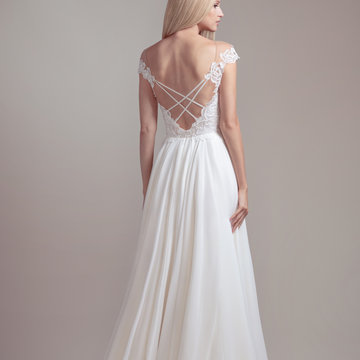 Blush by Hayley Paige Style 1902 Soleil Bridal Gown