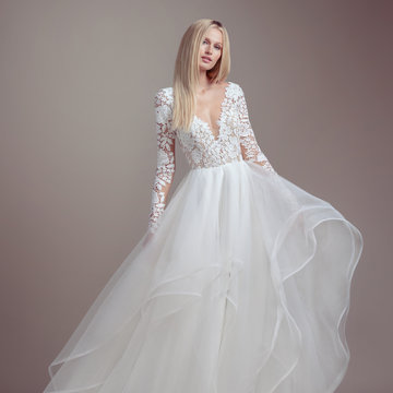 Blush by Hayley Paige Style 1907 Praise Bridal Gown