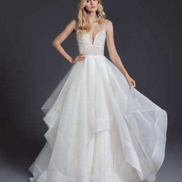 Blush by Hayley Paige Style 1912 Phoenix Bridal Gown