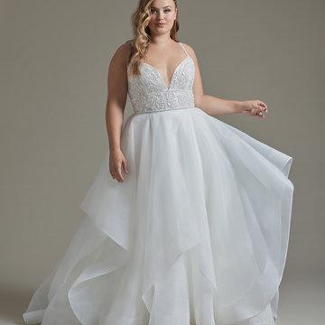 Hayley Paige Style 1912S Phoenix Bridal Gown