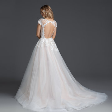 Blush by Hayley Paige Style 1954 Theo Bridal Gown