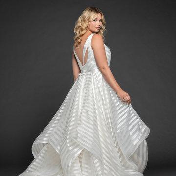 Hayley Paige Style 6871 Decklyn Bridal Gown