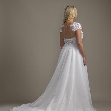 Hayley Paige Style 1753S Dakota Gown
