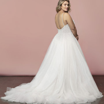 Hayley Paige Style 62001S Starlie Bridal Gown