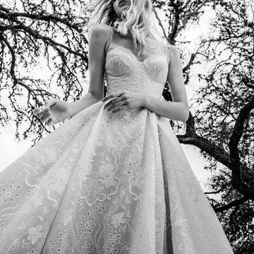 Hayley Paige Style 62003 Walker Bridal Gown