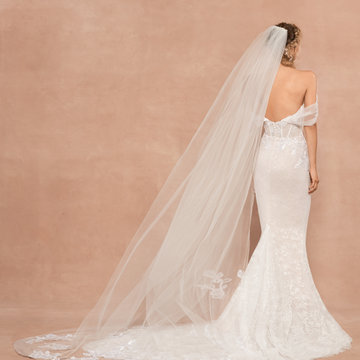 Hayley Paige Style 62007 Reba Bridal Gown