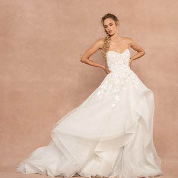 Hayley Paige Style 62011 Banksy Bridal Gown