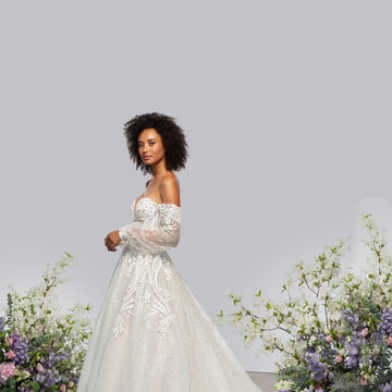 Hayley Paige Style 62102 Radley Bridal Gown