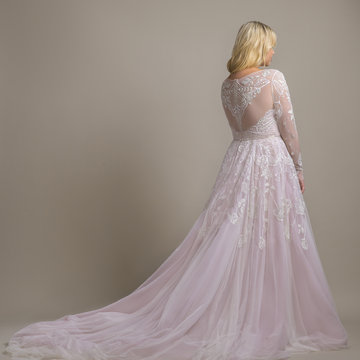 Hayley Paige Style 6600 Hayley Bridal Gown