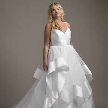 Hayley Paige Style 6820 Andi Bridal Gown