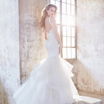 Hayley Paige Style 6802 Glazer Bridal Gown