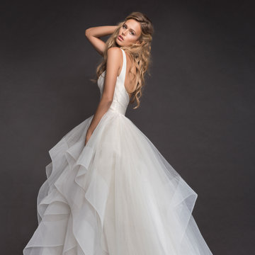 Hayley Paige Style 6803 Bowie Bridal Gown