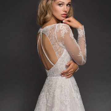 Hayley Paige Style 6808 Mara Bridal Gown
