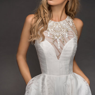 Hayley Paige Style 6812 Nirvana Bridal Gown