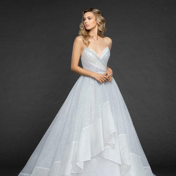 Hayley Paige Style 6862 Billie Bridal Gown