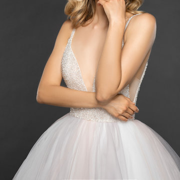 Hayley Paige Style 6864 Hennessy Bridal Gown