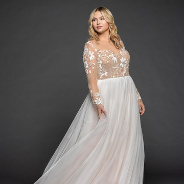 Hayley Paige Style 6870 Remmington Bridal Gown