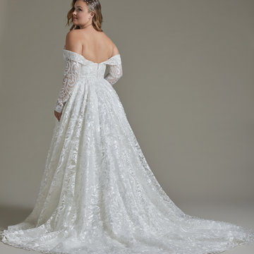 Hayley Paige Style 6900S Marsden Bridal Gown