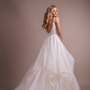 Hayley Paige Style 6901 Dylan Bridal Gown
