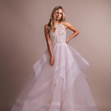 Hayley Paige Style 6916 Tulua Bridal Gown