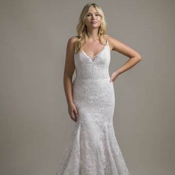 Hayley Paige Style 6922 Haruki Gown