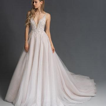 Hayley Paige Style 6950 Lauren Bridal Gown