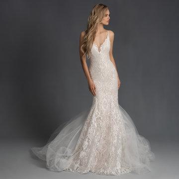 Hayley Paige Style 6954 Zazu Bridal Gown