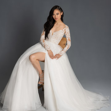 Hayley Paige Style 6959 Mulan Bridal Gown