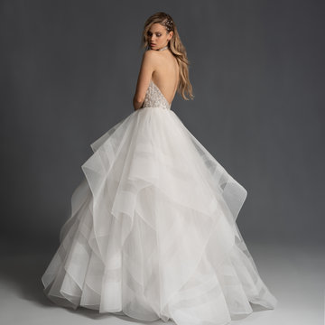Hayley Paige Style 6960 Stassi Bridal Gown