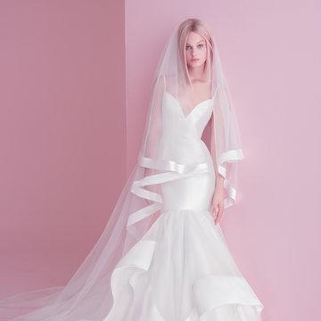 Hayley Paige Style Nevada Veil