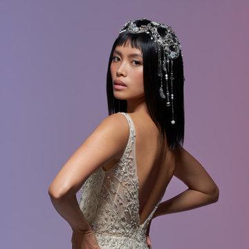 Lazaro Style 32010 Cher Bridal Gown