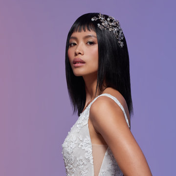 Lazaro Style 32011 Vivien Bridal Gown
