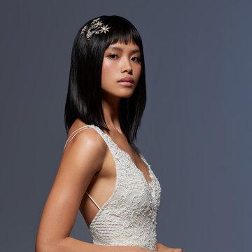 Lazaro Style 32015 Emmeline Bridal Gown