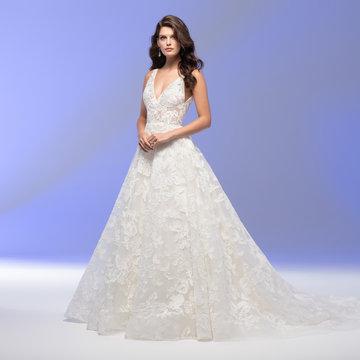 Lazaro Style 32103 Geneva Bridal Gown