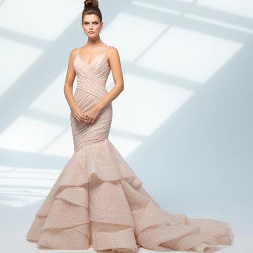 Lazaro Style 32106 Catalina Bridal Gown