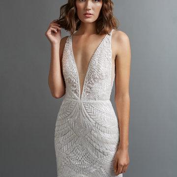Lazaro Style Arabella 32153 Bridal Gown